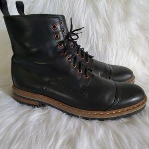 Mens Black Clarkdale Rich  Clark Boots